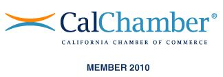California Chamber of Commerce Member 2010